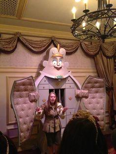 Wardrobe - New Fantasyland DisneyWorld.