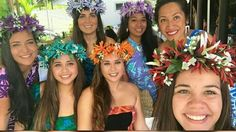 Beautiful samoan ladies