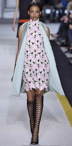 Runway Looks We Love: Giambattista Valli - Fall/Winter 2015 from #InStyle