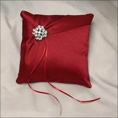 Ring Bearer Pillow - Garbo