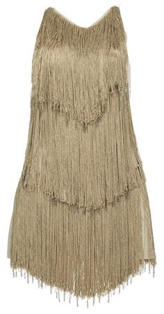 <3 Azzaro Fringe Dress   dressmesweetiedarling