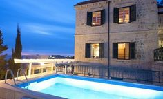 Villa Allure of Dubrovnik Split Croatia, Welcome Decor, Dubrovnik, 4 Star Hotels, Villa, Mansions, House Styles, Places, Exploring
