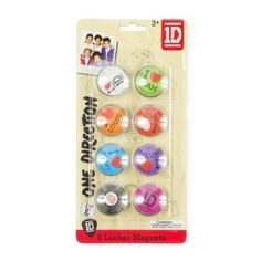 #OneDirection magnets are perfect for any Directioner's Locker