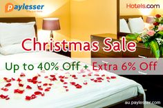 Now you have the opportunity to take up to 40% off + Extra 6% off on hotel booking at Hotels.com. #Hotelsdotcom #Coupon #Paylesser  Why pay more?