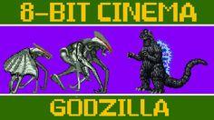 Godzilla! - 8 Bit Cinema
