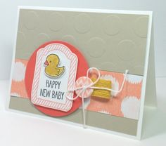 One Tag Fits All, Sweet Dreams, baby cards, stampin up, by Kriss Huels - details at http://stampwithkriss.com/sweet-dreams-baby-boy-or-baby-girl