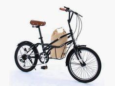 """Four Interesting """"Cargo Bikes"""" From Japan 