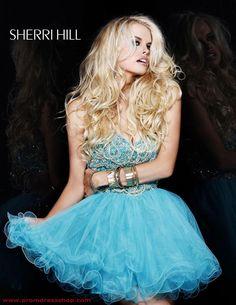 Sherri Hill 2864 Prom Dress guaranteed in stock