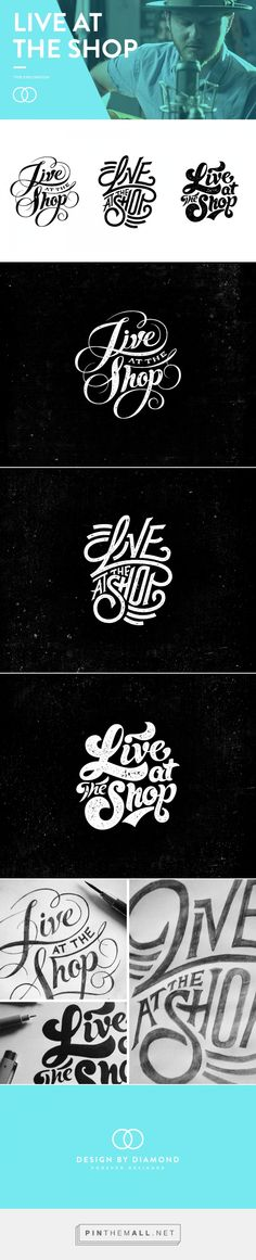 Live at the Shop by Nicholas D'Amicho