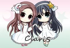 ClariS illust by yasu (check it !!)