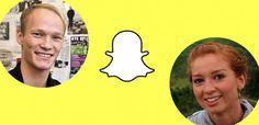 Politikere høster vælgere på Snapchat