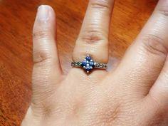 Amatista amatiste anillo compromiso matrimonio plata