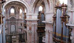 Seis Orgãos - Basílica do Convento de Mafra