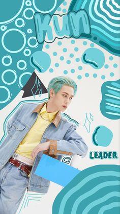 Wallpapers Kpop, Nct Kun, Popteen, Bae, Kpop Posters, K Wallpaper, Nct Life, Fandom, Winwin