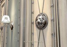 Буазери INT-033 - Фото - Ставрос Door Handles, Doors, Classic, Galleries, Interior, House, Home Decor, Homemade Home Decor, Indoor