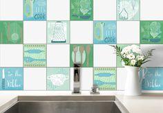 Fliesenaufkleber Loske - In the Kitchen | wall-art.de