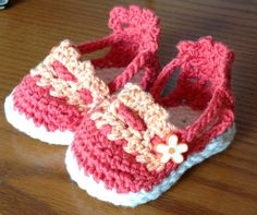 Espadrille Sandals Booties PDF12-113 pattern on Craftsy.com #crochet #booties #espadrilles