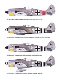 . Ww2 Aircraft, Fighter Aircraft, Military Aircraft, Luftwaffe, Ta 152, Focke Wulf 190, Airplane Painting, War Thunder, Ww2 Planes