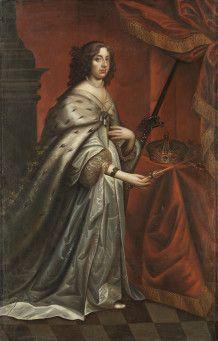 Kung Kristina Drottning av Sverige