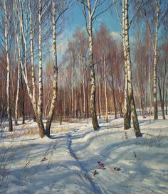 (+3) Душевные пейзажи Станислава Брусилова