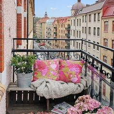 14 x Inspiratie om te chillen op je balkon   NSMBL.nl