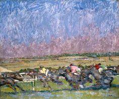 Dieppe Races by Walter Sickert.