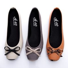 BN Womens Comfy Casual Calssic Walking Ballet Flats Ballerinas Shoes Loafers | eBay