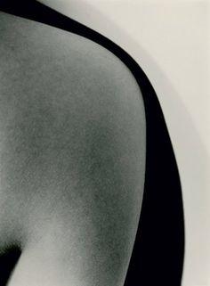 Pierre Houcmant Epaule, 1992, série: Fragments