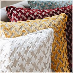 Bellagio (guell-lamadrid.com): a sophisticated and fresh collection #velvet #linen #color #bright #ethnic #home #homedesign #homedecor #decor #decoration #homesweethome #interior #interiordesign #lovely #cute #textiles #textildesign #fabric #pattern #texture