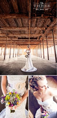 Love this bridal photography session!
