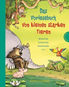 Lesestart Lesetipp: Das Vorlesebuch von kleinen starken Tieren