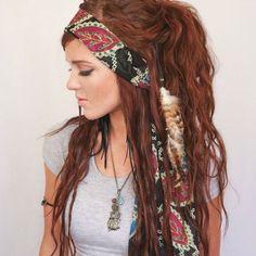 Shop Scarf Head Wrap on Wanelo