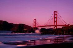 Golden Gate Bridge ~ San Francisco, Ca. Photo by Jeremiah Kenny