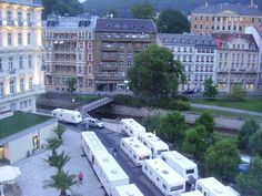 Shooting in Karlovy Vary, The Czech Republic