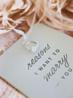 SO sweet! http://www.stylemepretty.com/2015/05/25/elegant-emerald-gold-military-wedding/ | Photography: Graham Terhune - http://www.grahamterhune.com/
