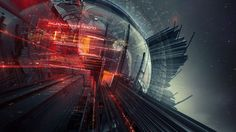 tvc. news id moodboard. by Serge Aleynikov, via Behance