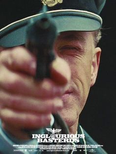 Christoph Waltz as Hans Landa in Quentin Tarantino's Inglorious Basterds.