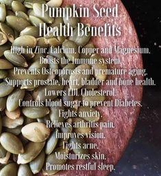 Best 6 Pumpkin Seed Health Benefits Pumpkin Seeds Benefits, Raw Pumpkin Seeds, Health And Wellbeing, Health Benefits, Health Foods, Health Diet, Health Care, Coconut Milk Nutrition, Lower Ldl Cholesterol