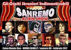 Gli ospiti internazionali che sono rimasti nella storia del Festival di Sanremo.