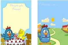 Fazendo a Nossa Festa - Colorir: Galinha Pintadinha - Livrinho de Atividades!