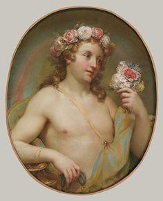 Anton Raphael Mengs: Pleasure (2005.231) | Heilbrunn Timeline of Art History | The Metropolitan Museum of Art