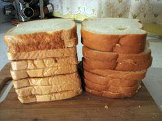 Frozen Peanut Butter & Jelly Sandwiches