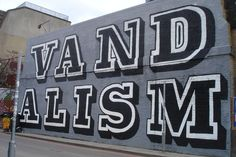 Is Graffiti Art or Vandalism ? Questions of Art, Advertising and Public Space