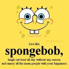 Spongbob logic. So true