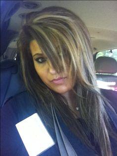 #hair#highlights
