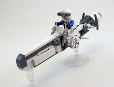 JR-6 Swoop Bike | The best speeder bike I've built yet! Base… | Flickr