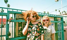Eat Me Out To American Beauty~girlpool