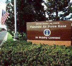 Fairchild Air Force Base, WA