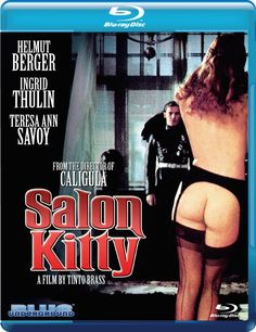SALON KITTY BLUE UNDERGROUND BLU-RAY