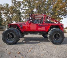 """""""I'm really feeling this Jeep Jeep Tj, Red Jeep, Jeep Mods, Jeep Wrangler Yj, Jeep Wrangler Unlimited, Jeep Truck, Pickup Trucks, Jimny Suzuki, Badass Jeep"""